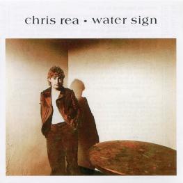 Audio CD: Chris Rea (1983) Water Sign