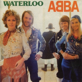 Audio CD: ABBA (1974) Waterloo