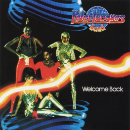 Audio CD: Peter Jacques Band (1980) Welcome Back