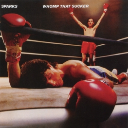 Audio CD: Sparks (1981) Whomp That Sucker