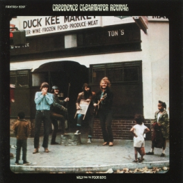 Audio CD: Creedence Clearwater Revival (1969) Willy And The Poor Boys