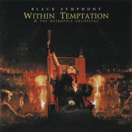 Audio CD: Within Temptation (2008) Black Symphony