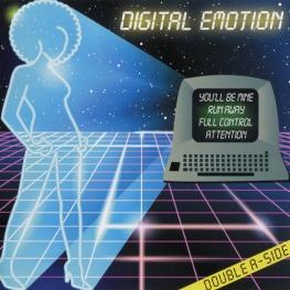 Audio CD: Digital Emotion (2020) You'll Be Mine / Full Control