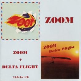 Audio CD: Zoom (25) (1978) Zoom + Delta Flight