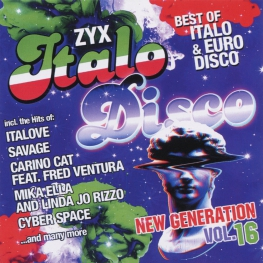 Audio CD: VA ZYX Italo Disco New Generation (2020) Vol. 16