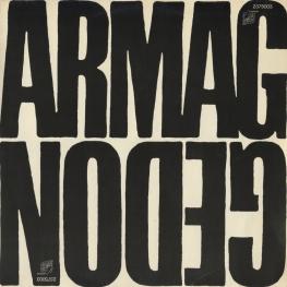 Оцифровка винила: Armaggedon (1970) Armaggedon