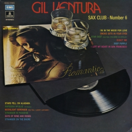 Оцифровка винила: Gil Ventura (1974) Sax Club Number 6 (Romantic)