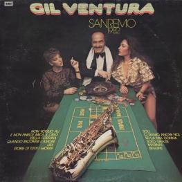 Оцифровка винила: Gil Ventura (1982) Sax Club Number 22 (San Remo 1982)