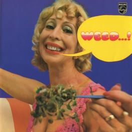 Оцифровка винила: Weed (1971) Weed