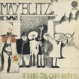 Оцифровка винила: May Blitz (1971) The 2nd Of May