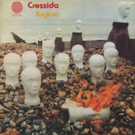 Оцифровка винила: Cressida (1971) Asylum