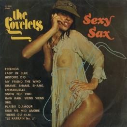 Оцифровка винила: Lovelets (1976) Sexy Sax