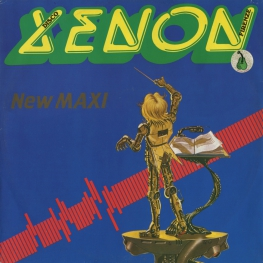 Оцифровка винила: Xenon (1986) Evolution