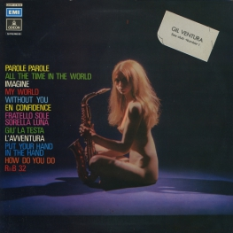 Оцифровка винила: Gil Ventura (1972) Sax Club Number 1