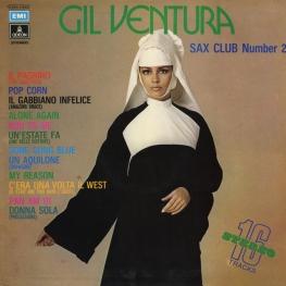 Оцифровка винила: Gil Ventura (1972) Sax Club Number 2