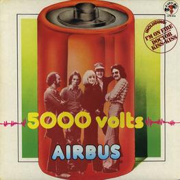 Оцифровка винила: 5000 Volts (1976) Airbus