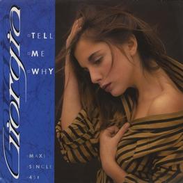 Оцифровка винила: Giorgia (1986) Tell Me Why