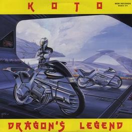 Оцифровка винила: Koto (1988) Dragon's Legend