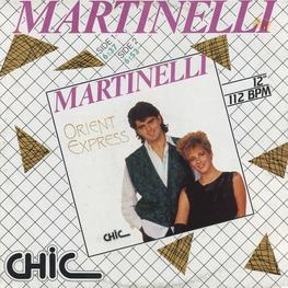 Оцифровка винила: Martinelli (1987) Orient Express
