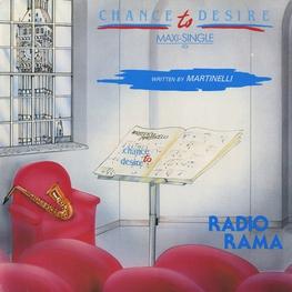 Оцифровка винила: Radiorama (1985) Chance To Desire