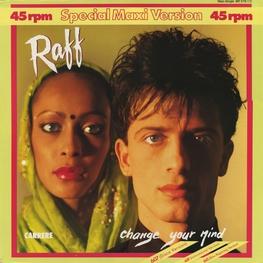 Оцифровка винила: Raff (1984) Change Your Mind