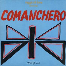 Оцифровка винила: Raggio Di Luna (Moon Ray) (1984) Comanchero