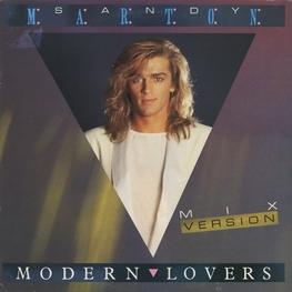 Оцифровка винила: Sandy Marton (1986) Modern Lovers (Mix Version)