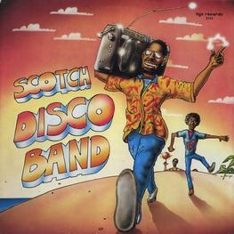 Оцифровка винила: Scotch (1984) Disco Band