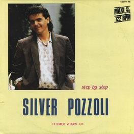 Оцифровка винила: Silver Pozzoli (1985) Step By Step