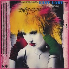 Оцифровка винила: Spagna (1986) Easy Lady (Club Remix)