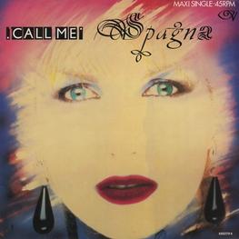 Оцифровка винила: Spagna (1987) Call Me