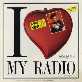 Оцифровка винила: Taffy (1985) I Love My Radio (Midnight Radio)