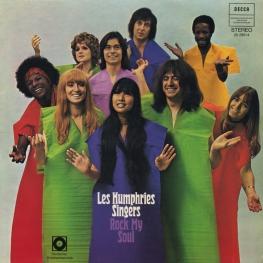 Оцифровка винила: Les Humphries Singers (1970) Rock My Soul
