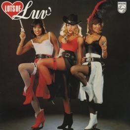 Оцифровка винила: Luv' (1979) Lots Of Luv'