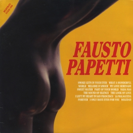 Оцифровка винила: Fausto Papetti (1990) 48a Raccolta