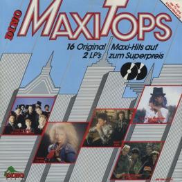 Оцифровка винила: VA Dino Maxi Tops (1985) Dino Maxi Tops