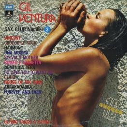 Оцифровка винила: Gil Ventura (1973) Sax Club Number 3