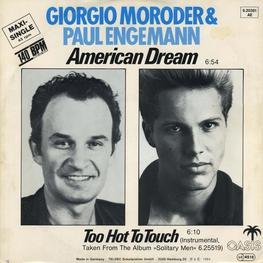 Оцифровка винила: Giorgio Moroder (1984) American Dream