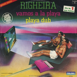 Оцифровка винила: Righeira (1983) Vamos A La Playa