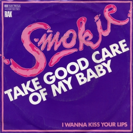 Оцифровка винила: Smokie (1980) Take Good Care Of My Baby