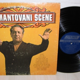 Виниловая пластинка: Mantovani And His Orchestra (1969) The Mantovani Scene