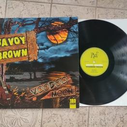 Виниловая пластинка: Savoy Brown (2011) Voodoo Moon