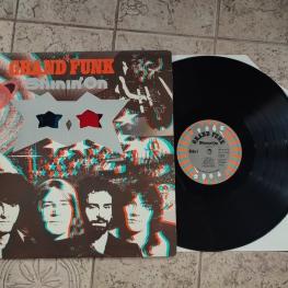 Виниловая пластинка: Grand Funk Railroad (1974) Shinin' On