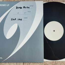 Виниловая пластинка: Blind Faith (2) (1969) Blind Faith