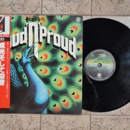 Виниловая пластинка: Nazareth (2) (1973) Loud'N'Proud