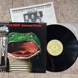 Виниловая пластинка: Uriah Heep (1977) Innocent Victim