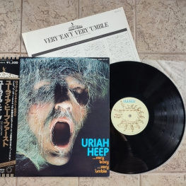 Виниловая пластинка: Uriah Heep (1970) ...Very 'Eavy ...Very 'Umble
