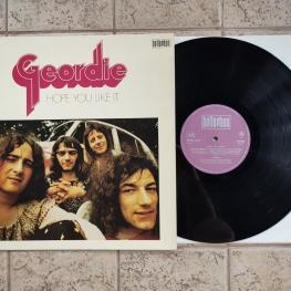 Виниловая пластинка: Geordie (1973) Hope You Like It