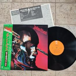 Виниловая пластинка: Judas Priest (1978) Stained Class