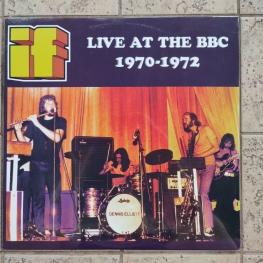 Виниловая пластинка: If (6) (1972) Live At The BBC 1970-1972